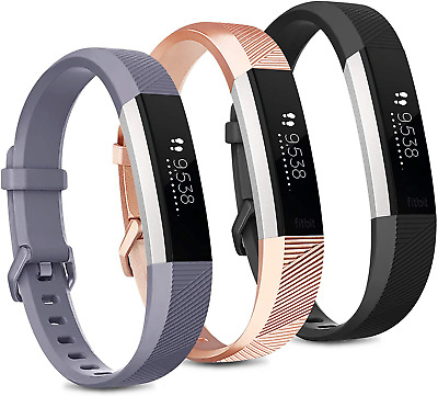 AU30.63 • Buy Fitbit Alta Hr Ace Fitness Tracker Band Breathable Soft Sport Strap Straps Only
