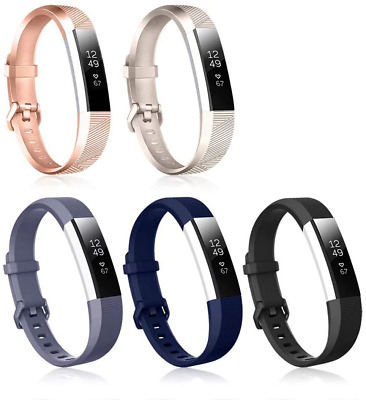 AU23.17 • Buy Fitbit Alta Hr Ace Fitness Tracker Band Breathable Soft Sport Strap Straps Only