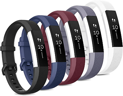 AU30.89 • Buy Fitbit Alta Hr Ace Fitness Tracker Band Breathable Soft Sport Strap Straps Only