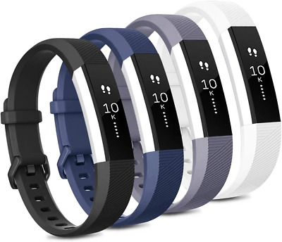 AU31.91 • Buy Fitbit Alta Hr Ace Fitness Tracker Band Breathable Soft Sport Strap Straps Only