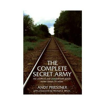 £24.99 • Buy The Complete Secret Army By Andy Priestner