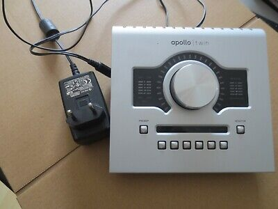 AU881.76 • Buy Universal Audio UAD 2 Apollo Twin   Duo Core Thunderbolt Audio Interface  #41#
