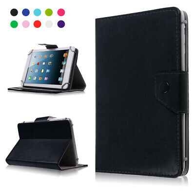 AU8.52 • Buy Case Protective Shell Flip Stand Cover For Samsung Huawei Android Tablet