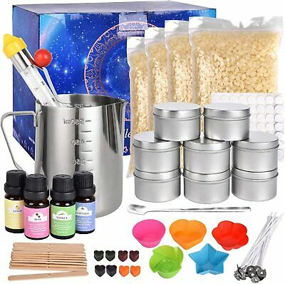£51.64 • Buy Candle Making Kit Beeswax Candle Making Supplies Complete DIY Candle Making