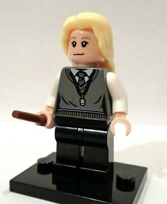 Lego Harry Potter Minifigure  - Luna Lovegood - Hp239, With Wand, New. • 3.99£