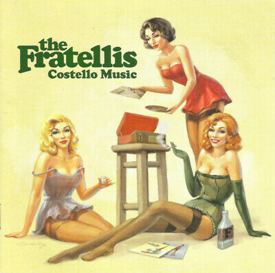£9.95 • Buy The Fratellis - Costello Music (2006)  CD  NEW/SEALED  SPEEDYPOST