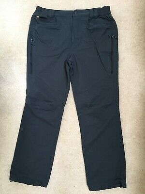 Berghaus Water Resistant Stretch Walking Hiking Trousers W36 L30 Men's. • 16£