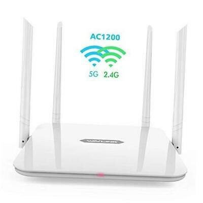 AU61.58 • Buy  WiFi Router/High Speed WiFi Range Extender/Coverage Up To 1200Mbps With 5GHz