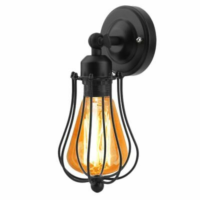 £7.99 • Buy Modern Retro Vintage Industrial Wall Mounted Lights Rustic Sconce Lamps Fixture
