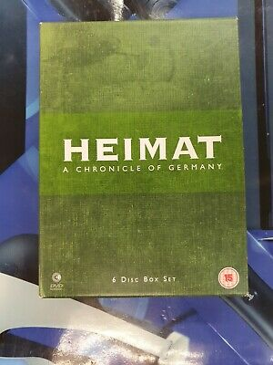 £44.85 • Buy Heimat A Chonicle Of Germany. DVD. Rare