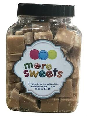£19.99 • Buy Jar Scottish Tablet By More Sweets Christmas Candy Fudge