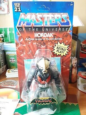 $22 • Buy Masters Of The Universe Origins *NEW*  Hordak UNPUNCHED  Wave 4  MOTU