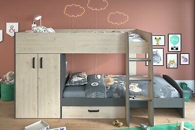 £500 • Buy Parisot Bunk Bed With Storage