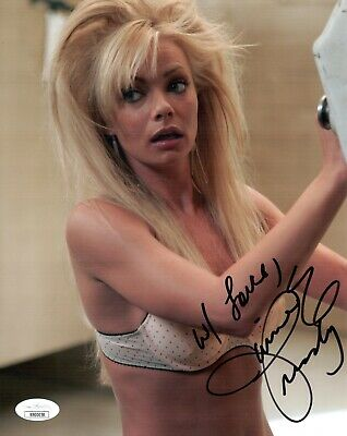 $ CDN151.15 • Buy JAIME PRESSLY Signed MY NAME IS EARL Sexy 8x10 Photo Autograph JSA COA