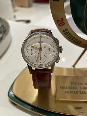 $ CDN1813.80 • Buy Vintage Heuer Pre Carrera Chrono