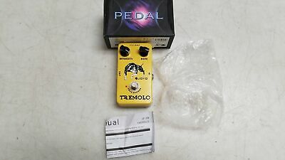 $ CDN26.12 • Buy Joyo Tremolo Guitar Pedal
