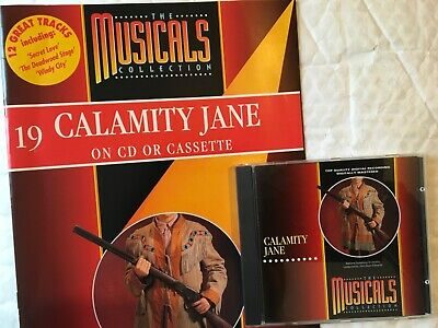 £3.99 • Buy The Musicals Collection CD -& Magazine Calamity Jane (1994). Disc Like New