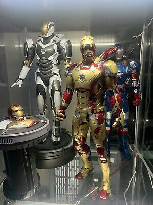 $ CDN423.22 • Buy Hot Toys Iron Man 3 Mark XLII 42 MM197D02 1/6 Figure