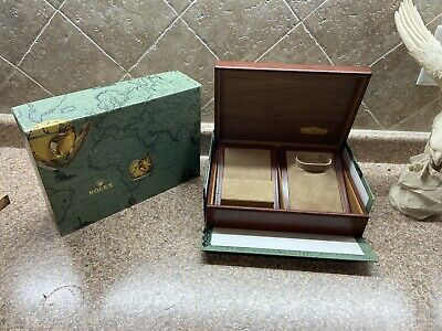 $ CDN909.86 • Buy Vintage 1980's Rolex 18048 Day-Date President Box Set...Super RARE!