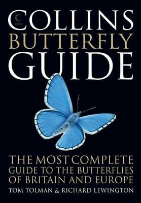 £14.76 • Buy Collins Butterfly Guide By Tom Tolman, Richard Lewington