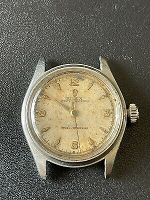 $ CDN3804.87 • Buy Vintage Rolex Steel Men's / Boy's Watch