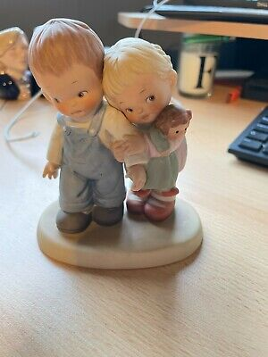 £3.50 • Buy Enesco Lucie Atwell Memories Of Yesterday  Lets Be Nice Likes We Was Before