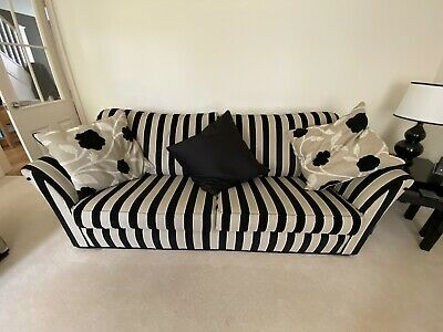 £600 • Buy Christopher Pratts 3,2 & 1 Seater Sofa Suite - Excellent Condition