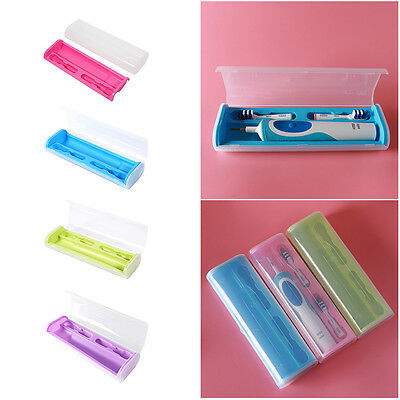 AU12.34 • Buy Portable Electric Toothbrush Holder Case Box Travel Camping Case For Oral-B SS