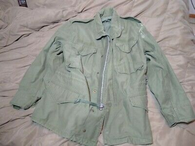 $85 • Buy Vintage  M-65 Field Jacket Army Cold Weather Coat Men's Small Short M65