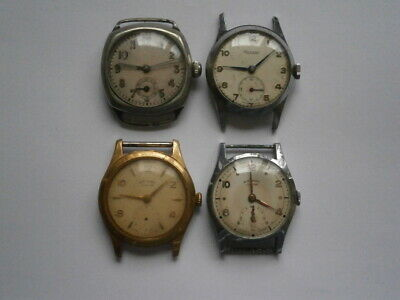 $ CDN20.59 • Buy Job Lot Vintage Gents ROTARY Watches Mechanical Watches Spares Or Repair Swiss