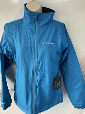 £44.99 • Buy Sprayway Ladies Gore Windstopper Softshell Casual Jacket Lined Size 10 Blue NEW