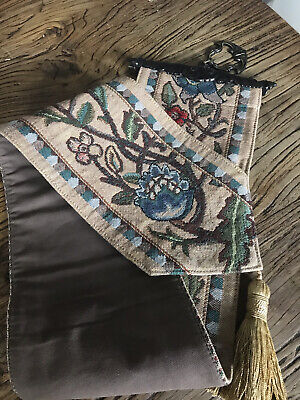 £22 • Buy Vintage Embroidered Bell Pull