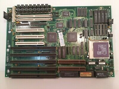 AU320.53 • Buy Retro PC AIR 486PI Rev 1.1  Motherboard + AMD 486 DX4 100 MHz + 16MB Socket 3