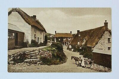 £0.99 • Buy Vintage Postcard - Cadgwith , Lizard Peninsula , Cornwall .