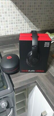 £28 • Buy Beats By Dr. Dre Studio Wireless Headphone - Matte Black - Special Edition