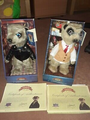 £0.99 • Buy Compare The Meerkat Vassily And Yakov With Certificates And Letter