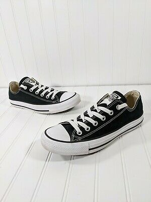 $ CDN24.18 • Buy Converse Chuck Taylor All Star OX Black Skate Tennis Shoes Sneaker Womens Size 8
