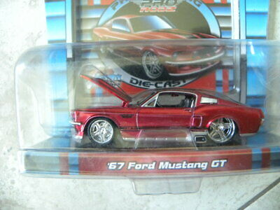 $5.99 • Buy 1967 Ford Mustang Gt     2005 Maisto Pro Rodz Pro-touring    1:64 Scale Die-cast