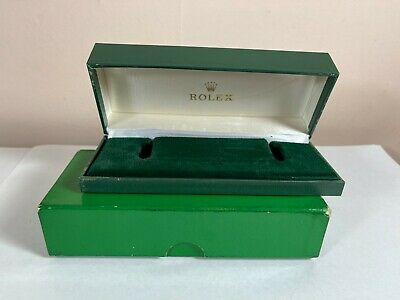 $ CDN255.59 • Buy Vintage Rolex Oyster Watch Box 1950s-1960's, For Precision, Perpetual Or Airking