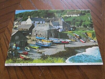£2.25 • Buy Vintage Postcard Cadgwith Nr Lizard  Cornwall