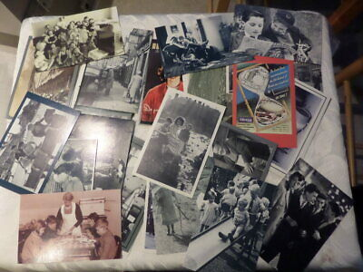 £8 • Buy 60+ NOSTALGIA POSTCARDS - Featuring LIFE IN THE 1950s