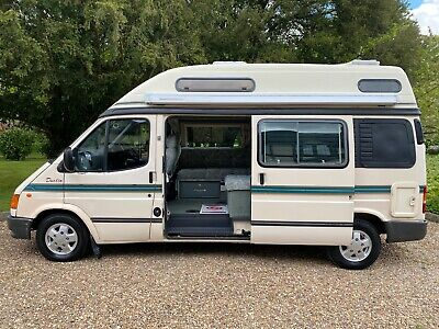 £9995 • Buy Auto Sleeper Duetto Camper Van Rare AUTOMATIC 1996 Ford Transit 2.5TD 63942 Mls