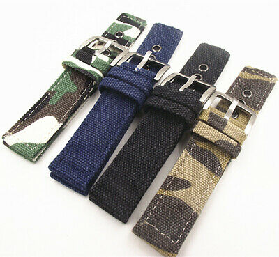 £6.29 • Buy  Military NATO G10 Style 2 PIECE STRONG WATCH STRAP  18-24 MM