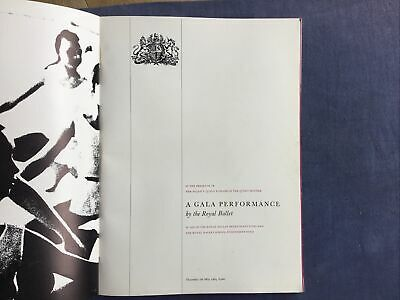 £4.30 • Buy Various Programmes From Royal Opera House, 1950's And 1960's