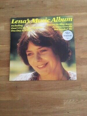 £3 • Buy Lena Martell (Vinyl LP) Lena's Music Album-Pye-N123-UK. EX/EX