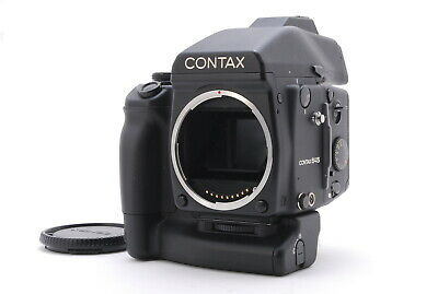 $ CDN3145.87 • Buy /【Excellent++】Contax 645 +AE Finder MF-1 + 120/220 Film Back MFB-1 +MP (1980E700