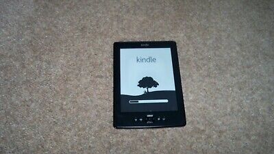 £5 • Buy Amazon Kindle 4th Generation, Wi-Fi, 6 Inch Ebook Reader - Black