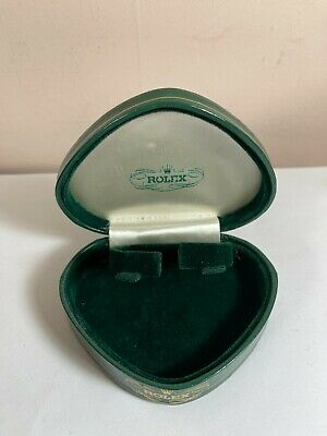 $ CDN255.69 • Buy Rolex Ladies Cocktail Watch Box - Vintage 1950's Clamshell Heart
