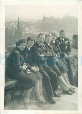 £14 • Buy 1940s Photo Of WRNS And FAA Candidate 6.5*4.75  In Edinburgh