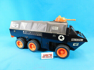 $ CDN12.09 • Buy Vintage 1989 G.I. Joe ARAH Night Force Night Scrambler Near Complete TRU Excl.